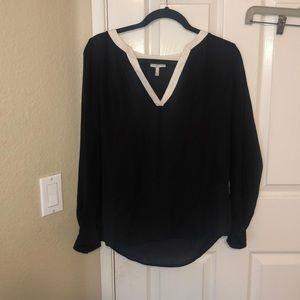 Black joie blouse